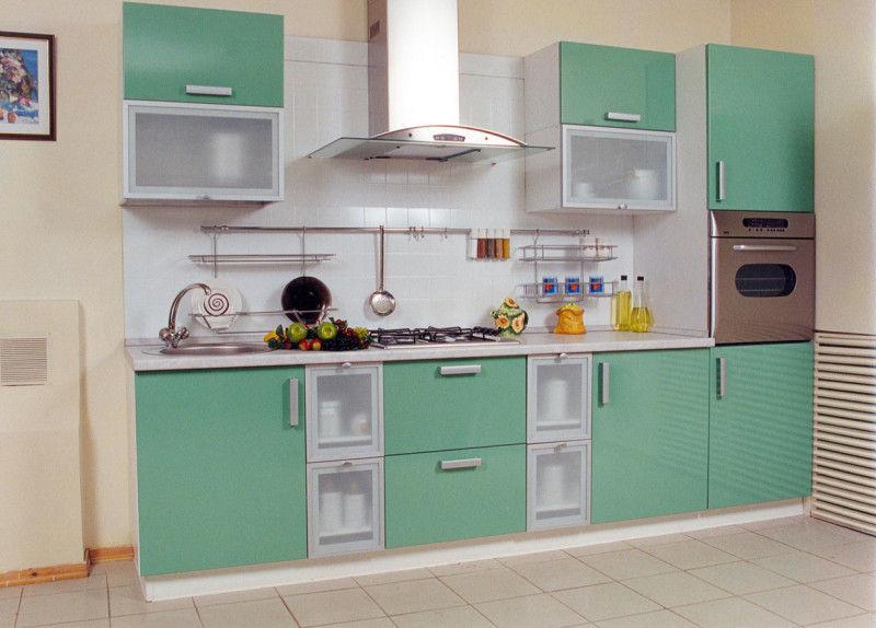 Как и чем покрасить кухонные фасады своими руками золотистым
