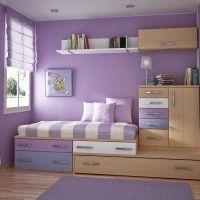 детская выдвижная кровать для двоих