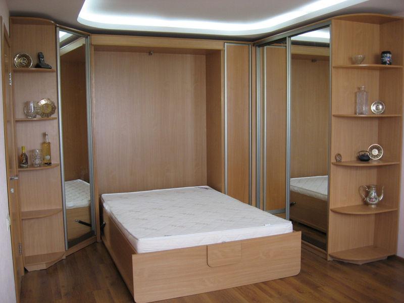 Кровать подъемная фото