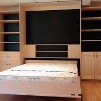 подъёмная кровать трансформер