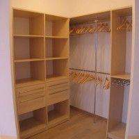 шкаф гардеробный угловой
