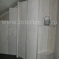 шкафы угловые фото вид 2