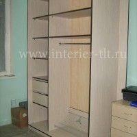 шкафы внутренняя планировка фото вид 1