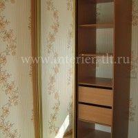 фото шкафы купе для спальни вид 2