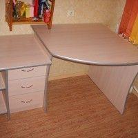 угловые столы для школьника фото