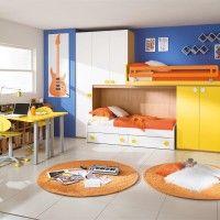 детская мебель двухъярусные кровати