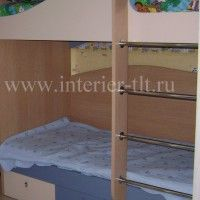 купить двухъярусную кровать недорого