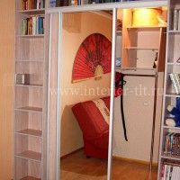 изготовление гардеробных комнат