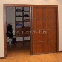 двери в гардеробную комнату фото