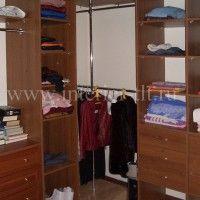 наполнение для гардеробных комнат