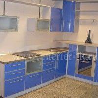 минимализм в дизайне кухонного гарнитура