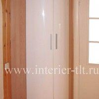 белые кухонные гарнитуры с пеналом