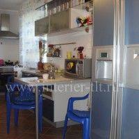 кухни угловые с окном фото