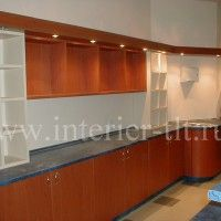 кухонные гарнитуры фото красного цвета