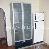 кухонные гарнитуры черного цвета фото