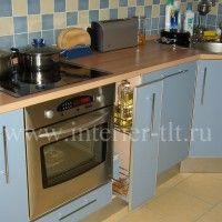 кухня с угловой мойкой фото вид 1