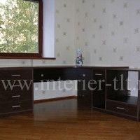 письменные столы на заказ фото