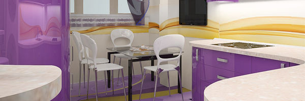 кухня дизайн проект фото