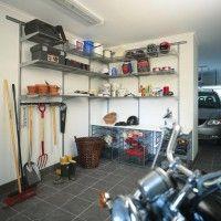система elfa для гаража