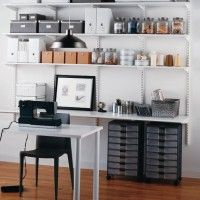 система elfa для кабинета