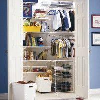 системы хранения для гардеробных elfa