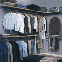 современная гардеробная комната фото