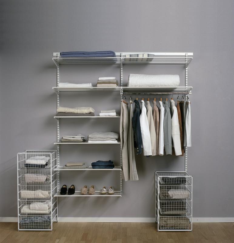 Алюминиевые гардеробные системы эльфа, аристо, блюм.