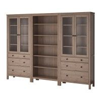 шкаф для книг в стиле прованс