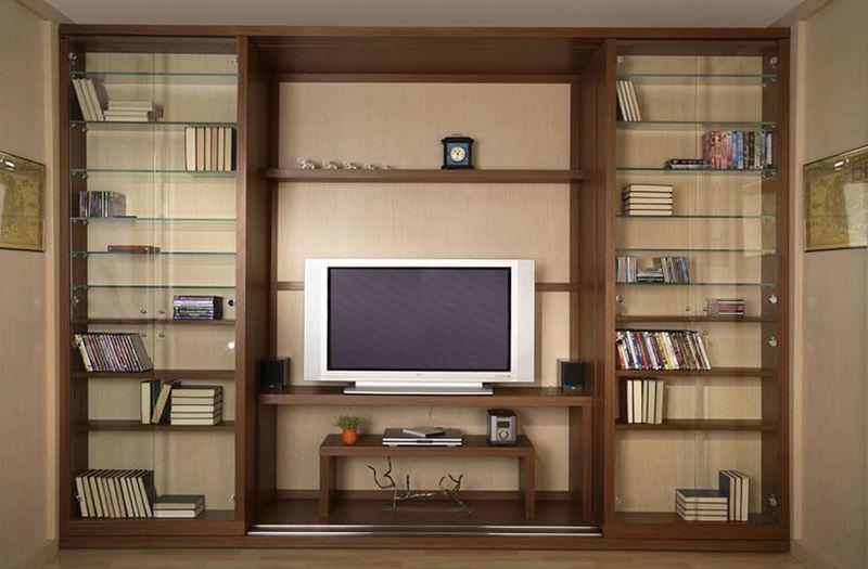 Шкафы В Гостиную С Телевизором