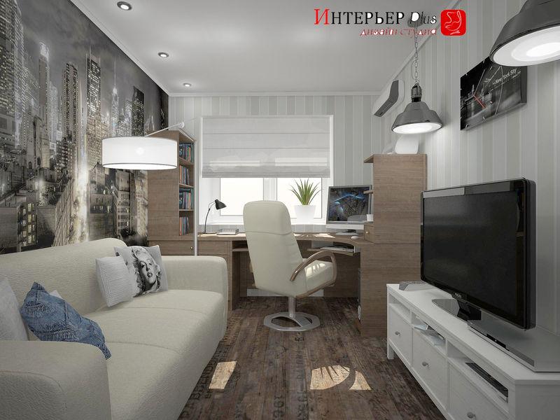 Фото дизайна стен в спальне