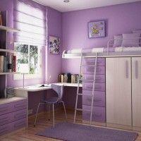 детская мебель в маленькую комнату