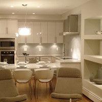 локальное освещение на кухне