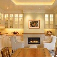 светодиодная подсветка в кухне