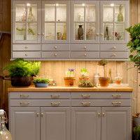 варианты освещения кухни