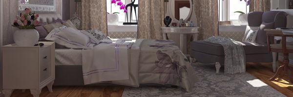 классическая спальня дизайн фото