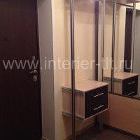 мебель в узкий коридор