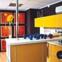 кухонные гарнитуры для маленькой кухни с барной стойкой фото