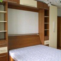 шкаф с кроватью