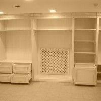 гардеробная комната в классическом стиле недорого