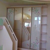 дизайн шкафа купе для девочки